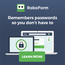 RoboForm: Learn more...