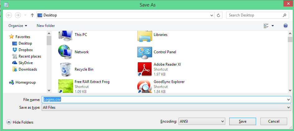 How to import from LastPass on Windows – RoboForm