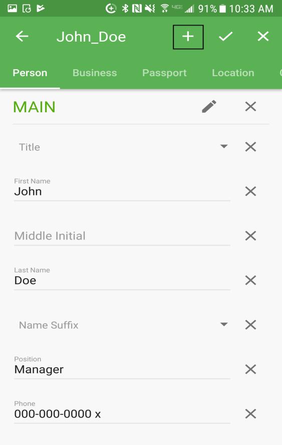 RoboForm Manual Android