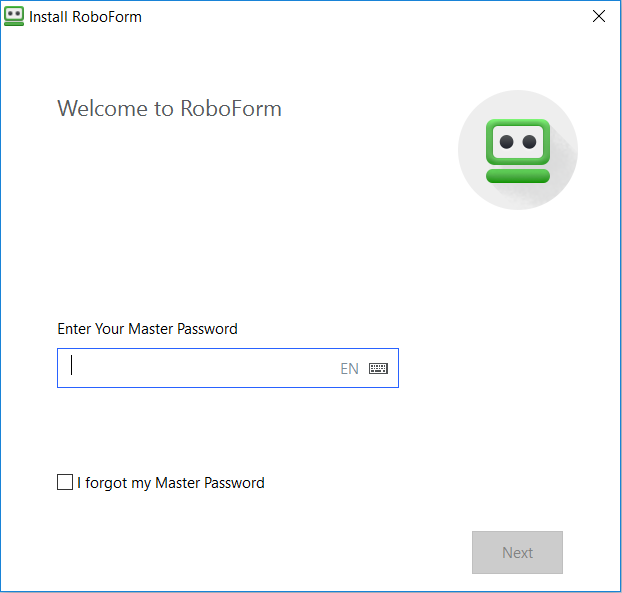 RoboForm Manual