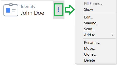 Move roboform toolbar to top