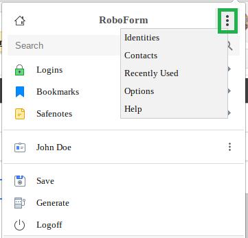 Extension autonome pour Google Chrome