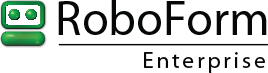 RoboForm Enterprise Logo Image