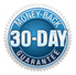 30-day Money Back <b>Satisfaction Guarantee</b>.